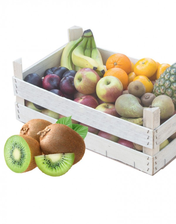 黄肉奇异果 (猕猴桃)整箱 约25-33个-0