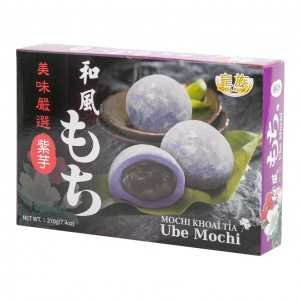 皇族 和风紫芋麻薯 7.4oz-0