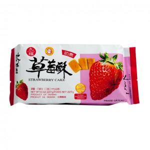 九福 草莓酥 8oz(奶素)-0