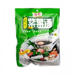 浪奇 紫菜汤 鲜虾味 72g-0