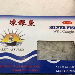 冻银鱼 1LB-0