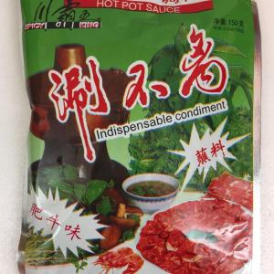 涮不离 火锅肥牛调料 150g-0