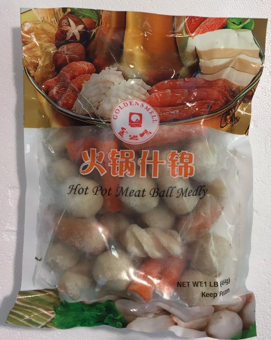 金之味 火锅什锦 1lb-0