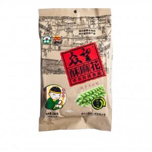 众望 酥麻花 海苔味 180g-0