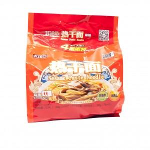 大汉口 热干面4连包(麻辣)(102gx4bag)-0