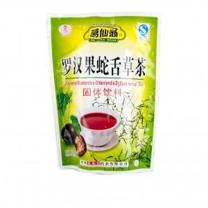 葛仙翁 罗汉果蛇舌草茶 10gx16bags-0