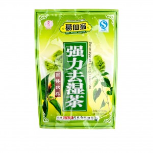 葛仙翁 強力去濕茶 10gx16bags-0