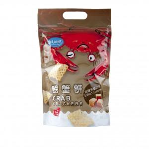 蝦好院 螃蟹餅(海鹽焦糖味)70g-0