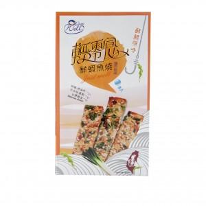 鮮蝦魚燒(酥脆原味)40g-0