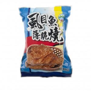 正合味 虱目魚薄脆燒26g-0
