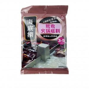 海底捞 鸳鸯火锅底料 (麻辣&鲜香味) 266g-14704