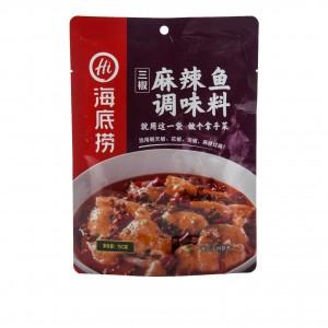 海底捞 三椒麻辣鱼调味料 150g-0