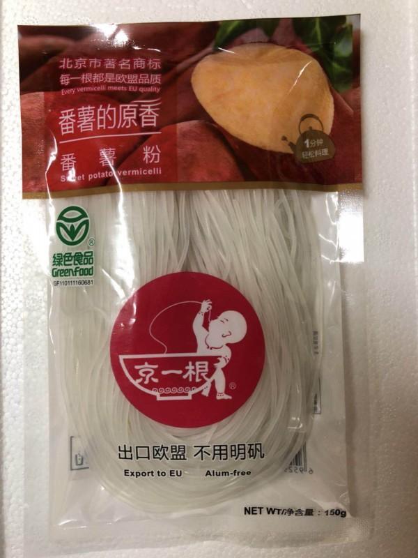 京一根 番薯粉 (150g)-0