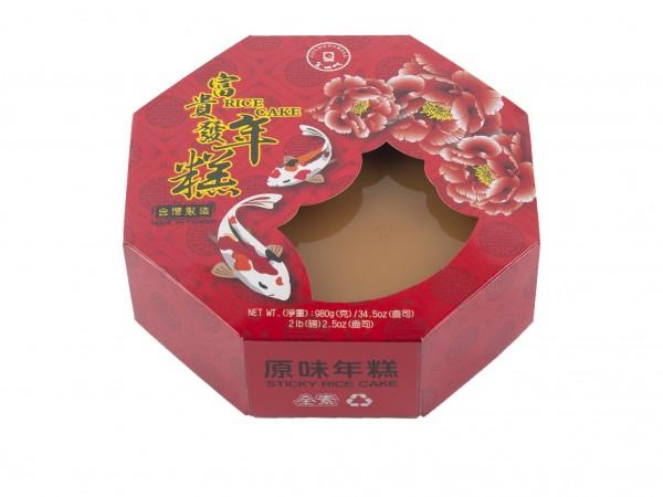 台湾富贵发 原味年糕 2lb-0
