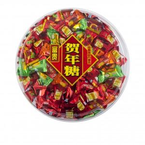 圓盒賀年糖果-0