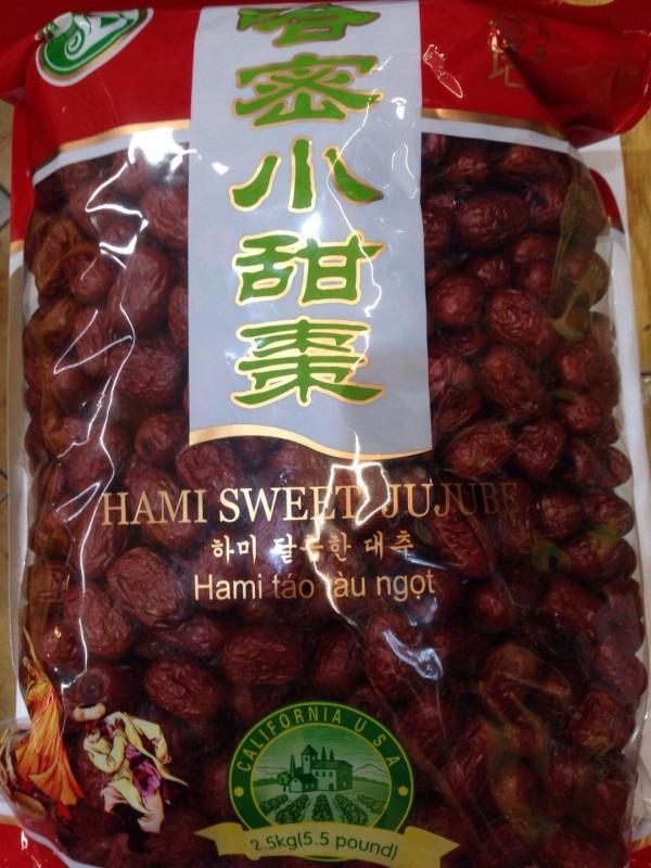 哈蜜小甜枣 2.5kg-0